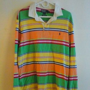 Polo by Ralph Lauren  Long Sleeve Collared Shirt